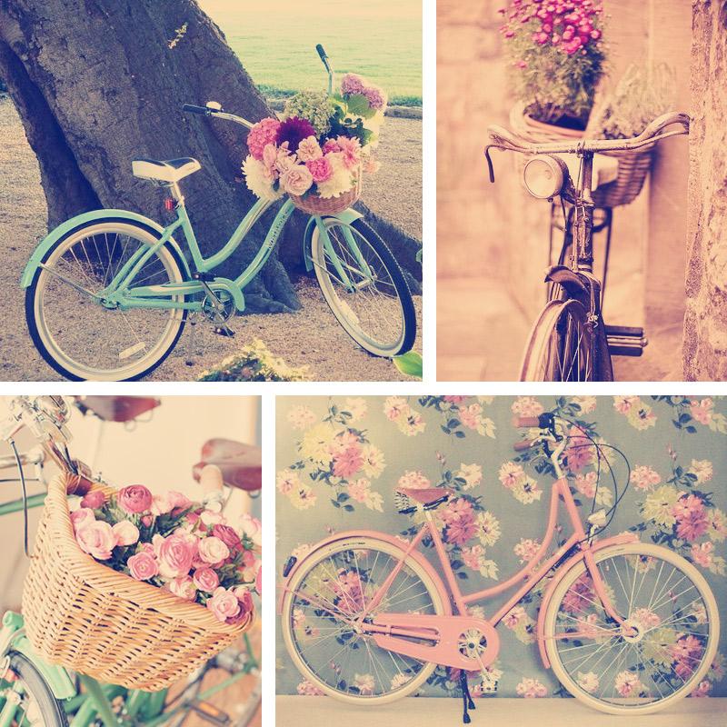 Fotos de bicicletas retro