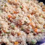 Quinoa primavera / Spring Quinoa