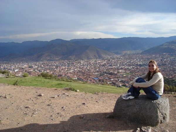 Cusco desde Saqsaywaman