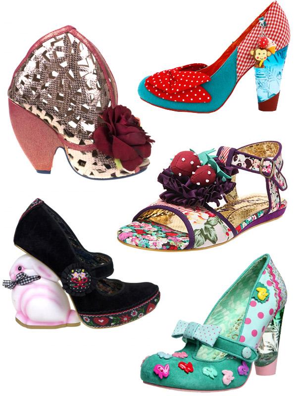 Irregular choice zapatos