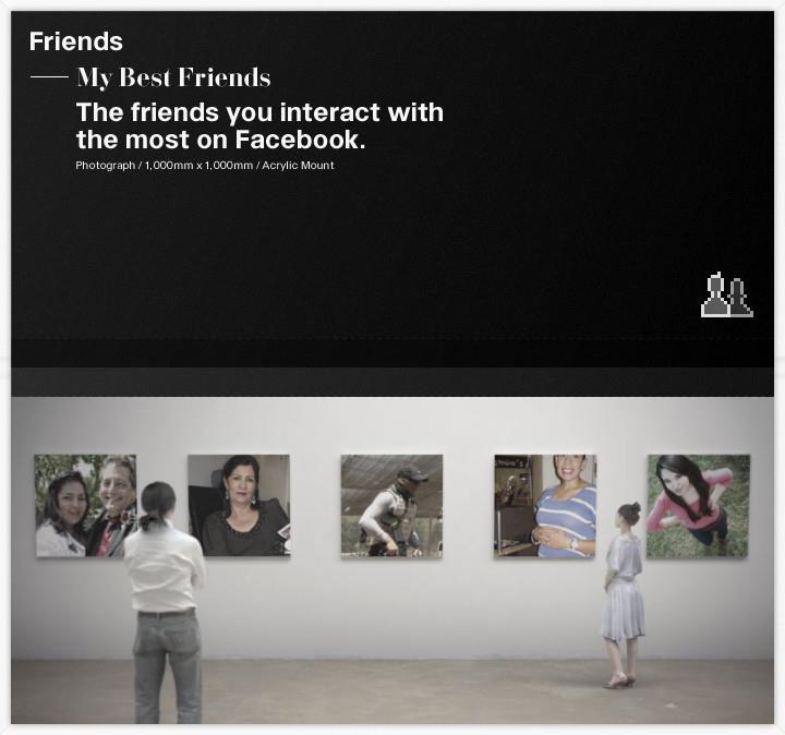 Galería de amigos