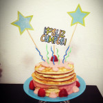 Torre-Pastel de Hotcakes