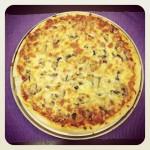 Pizza en casa!