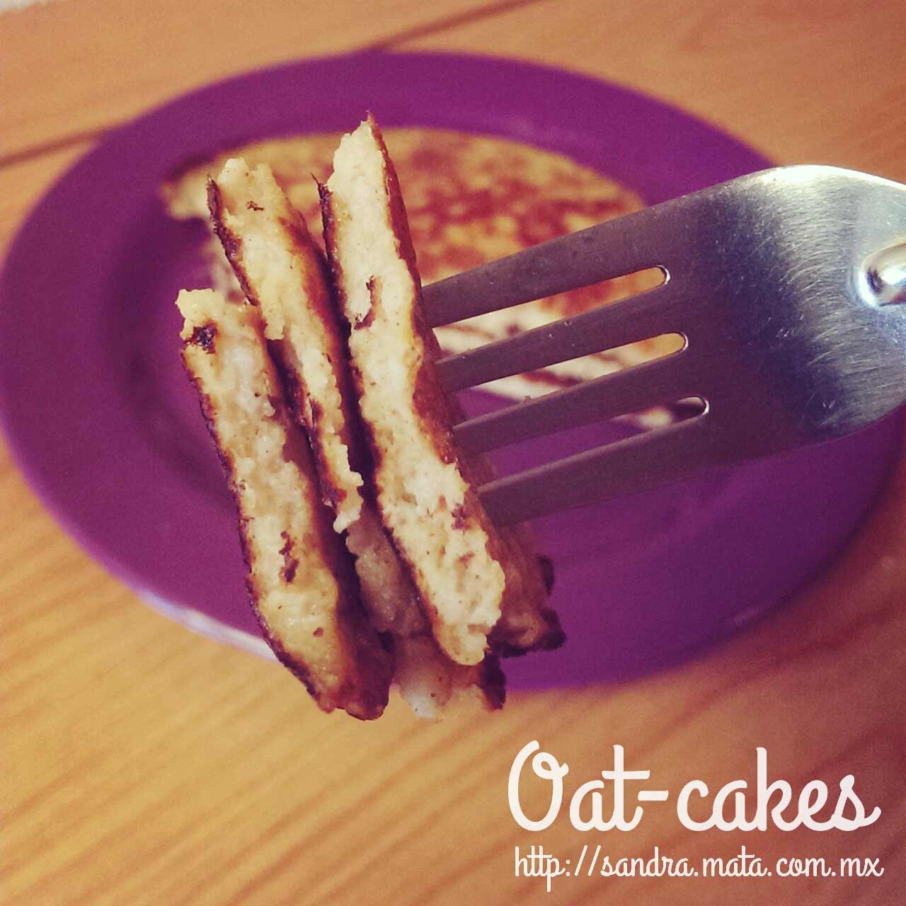 Hotcakes listos para comer