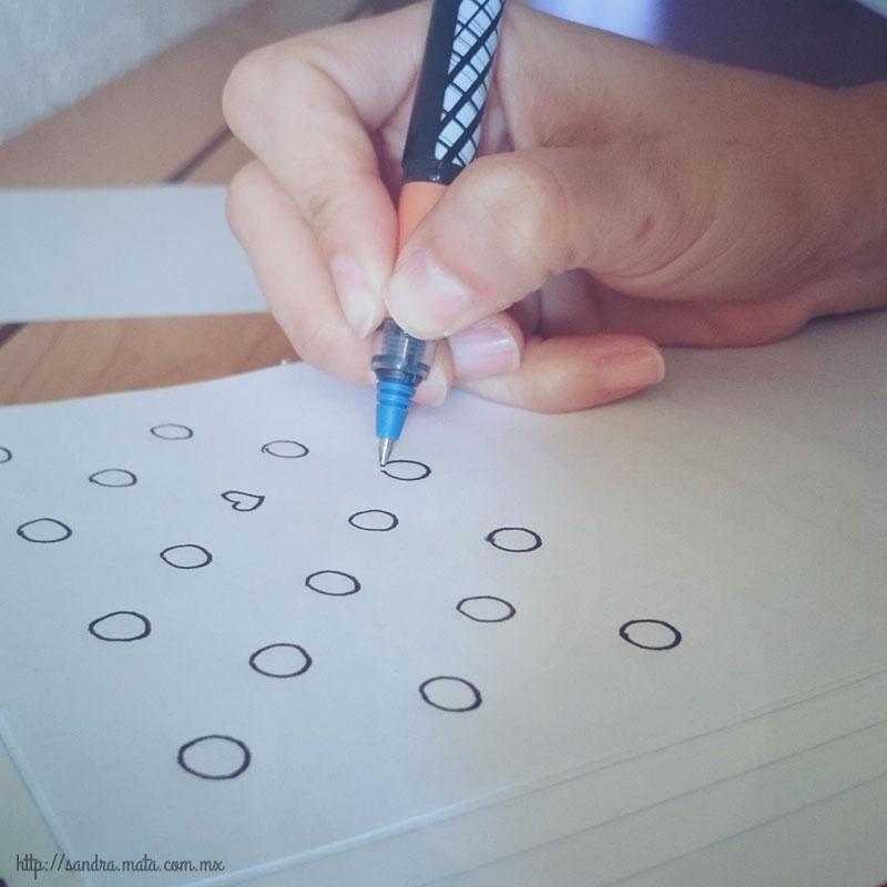 Paso 1: Dibuja en papel