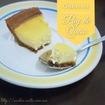 Pay de queso / Cheesecake