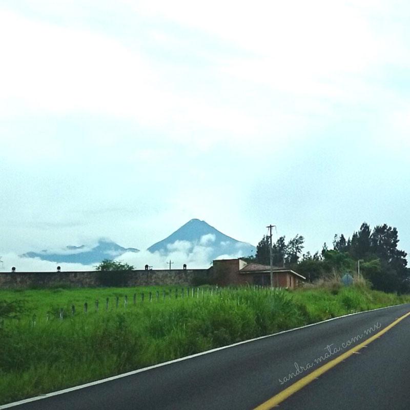 Volcanes de colima
