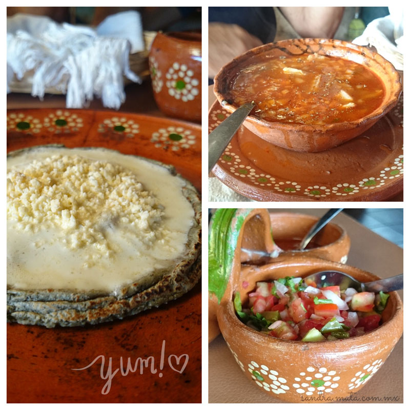 Cocina rural: platillos típicos