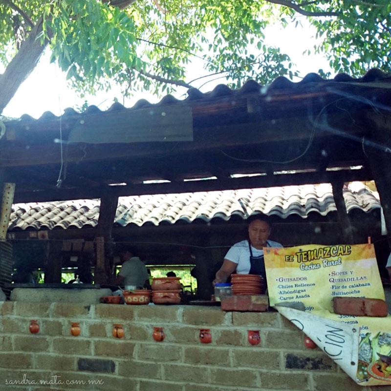 Cocinas rurales - La Nogalera