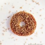"""Donitas de manzana / apple """"donuts"""""""