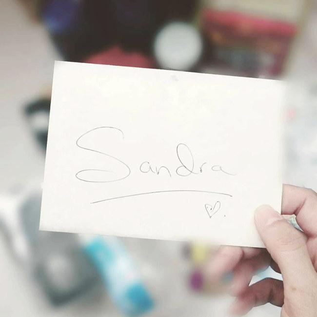 Gift swap Círculo de Bloggers MX